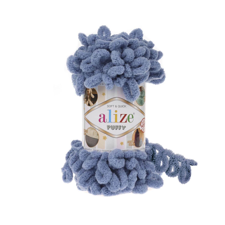 PUFFY Цвет: Голубой №374