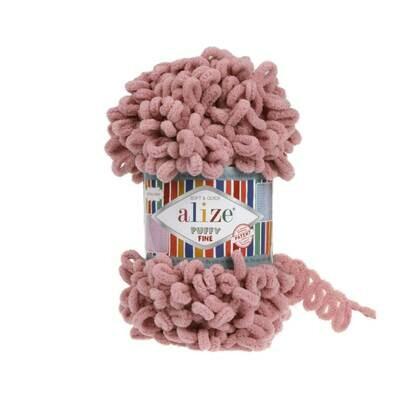 PUFFY FINE Цвет: Розовый №295