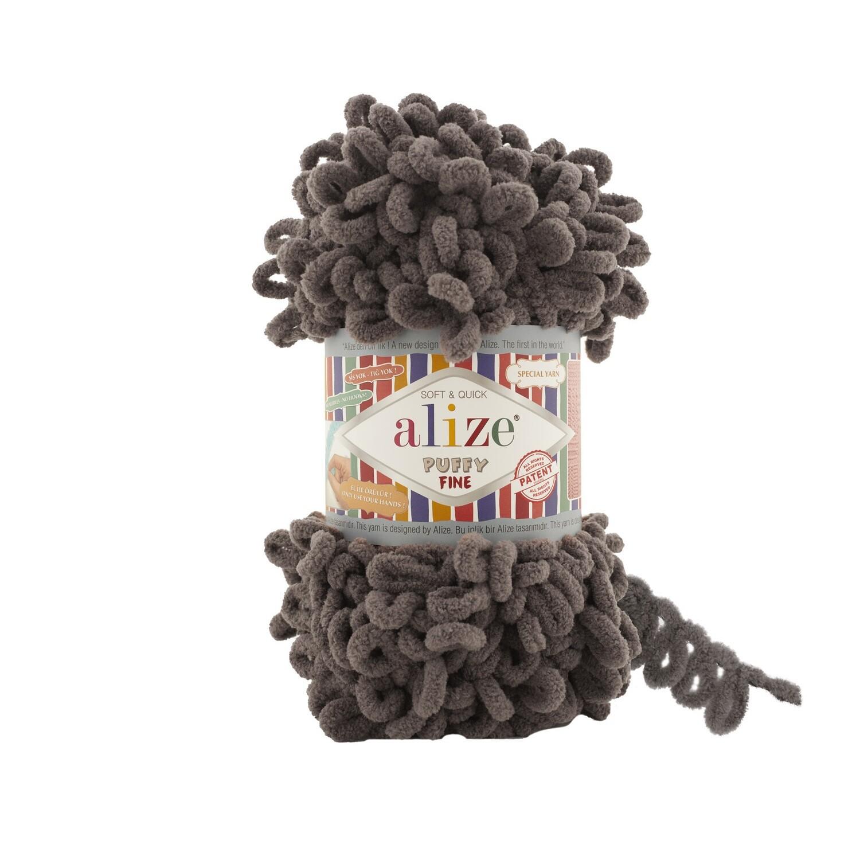 PUFFY FINE Цвет: Кофе №305