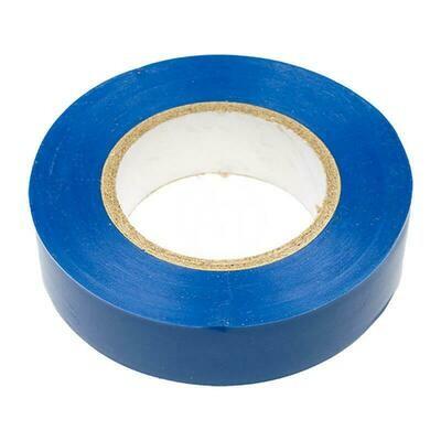 Изолента ПВХ 15 мм синяя (20м)