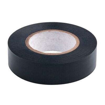 Изолента ПВХ 15 мм черная (20м)