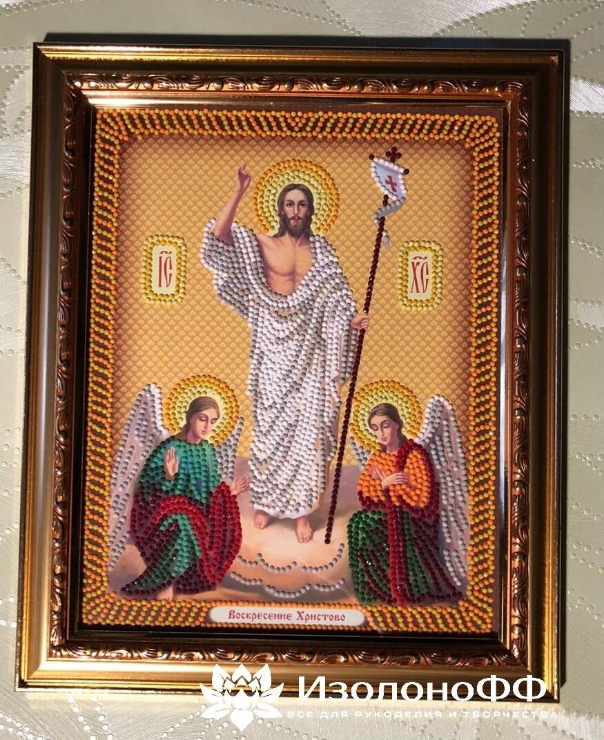 """Икона """"Воскресение Христово"""" 30х36 см"""
