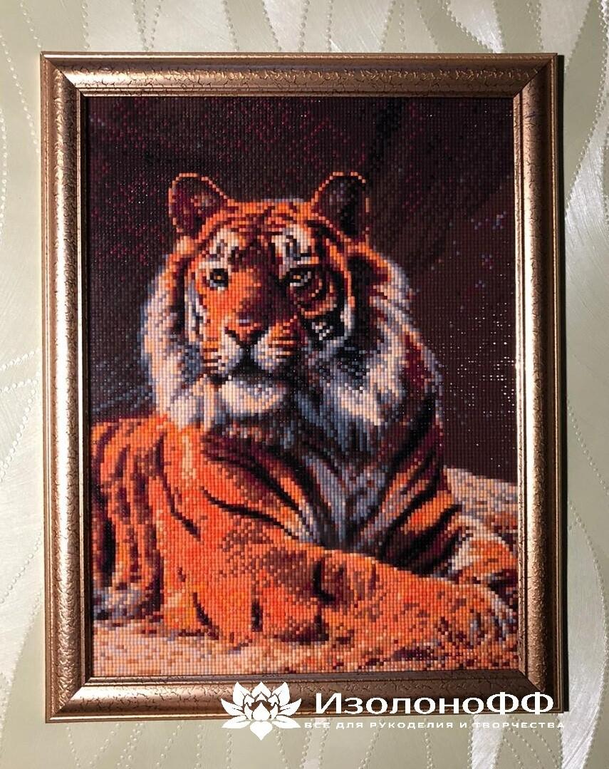 """Картина """"Тигр"""" 35х45 см"""