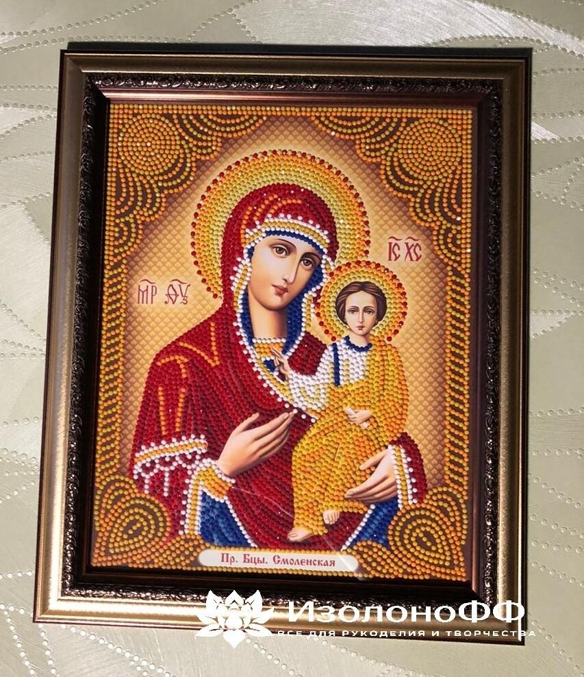 """Икона """"Пресвятая Богородица Смоленская"""" 30х36 см"""