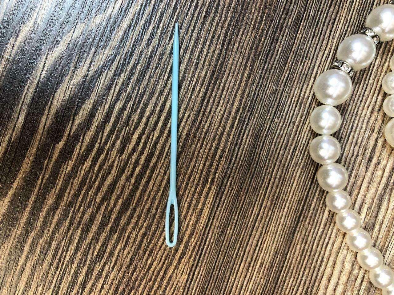 Игла пластиковая, длина 70мм