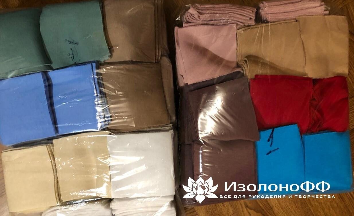 Набор для творчества (шитья одеяла) №1