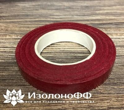 Тейп-лента 12мм, красная