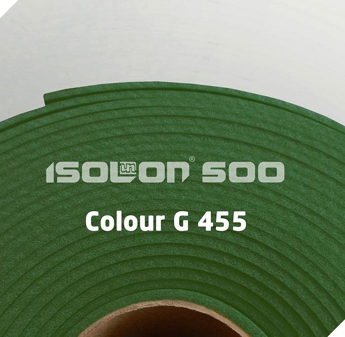 Изолон ППЭ 2 мм, ширина 75 см Цвет: Кипарис (G455)