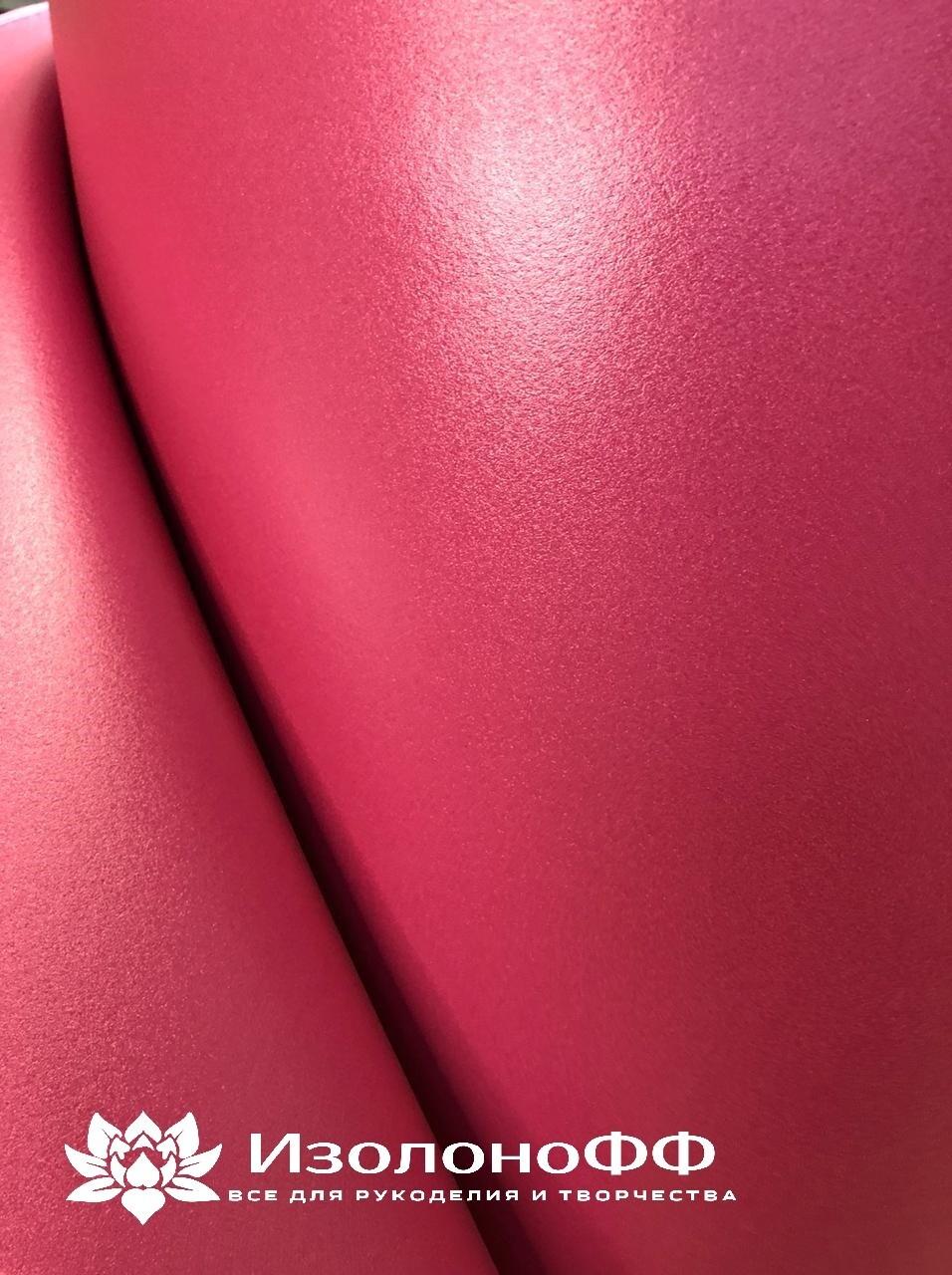 Изолон ППЭ 2 мм, ширина 75 см Цвет: Бургунди (Винный)