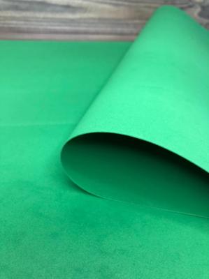 Фоамиран 1мм, зеленый, № 09 (50х50см)(Китай)
