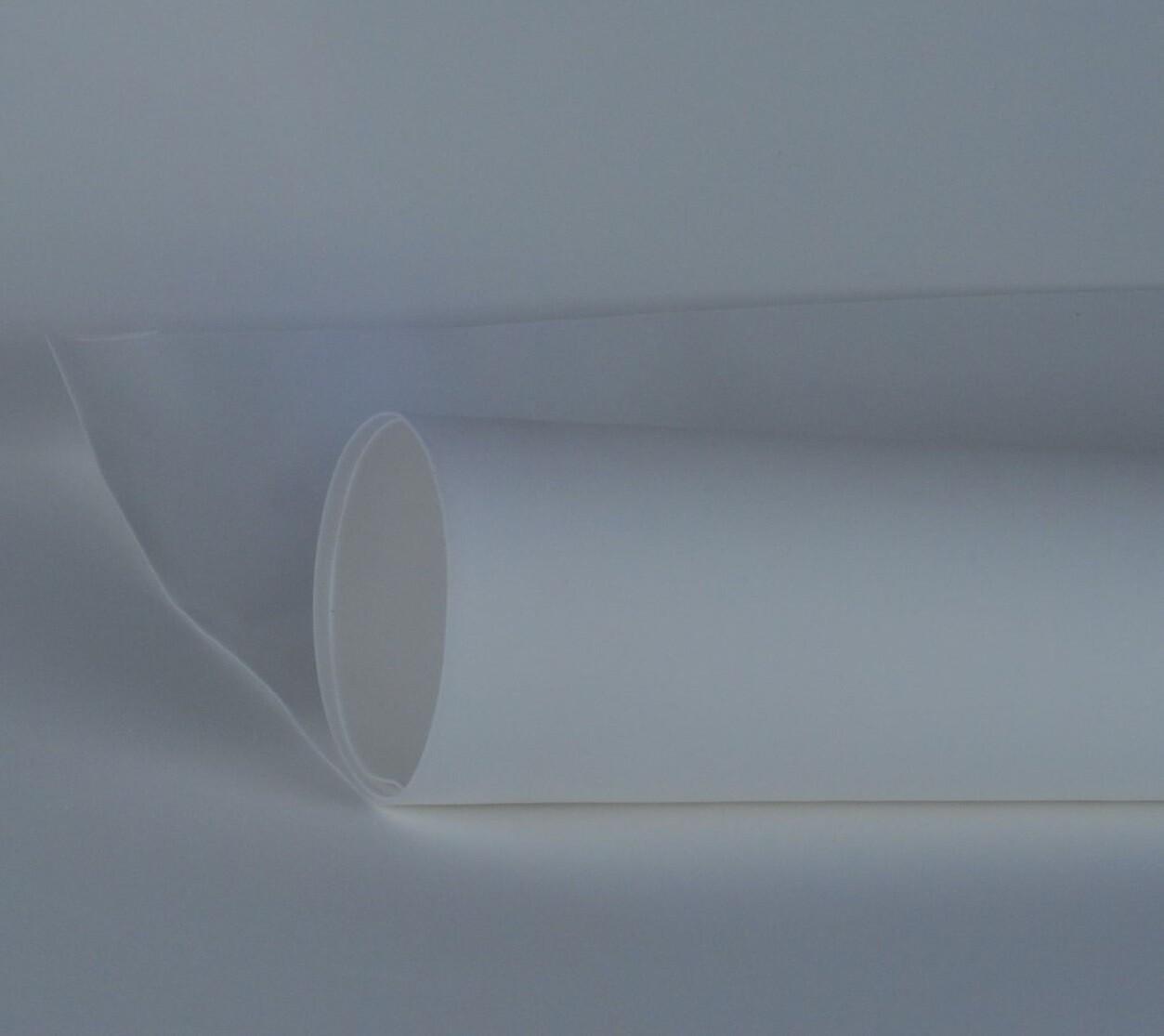 Фоамиран 1мм, белый, № 101 (60х70см)