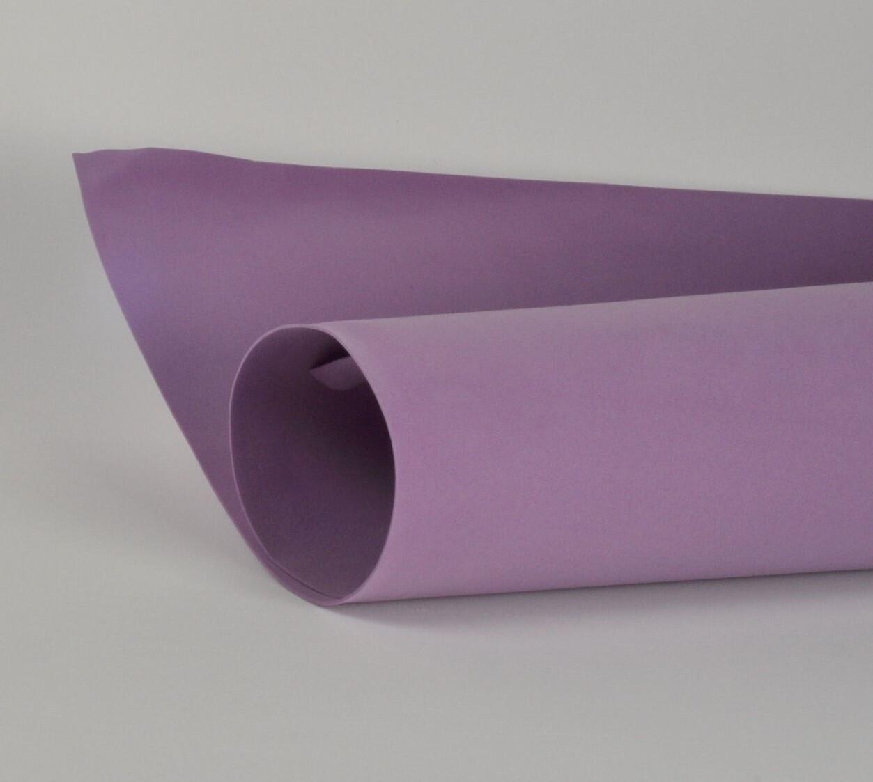 Фоамиран 1мм, Лаванда, № 140 (60х70см)