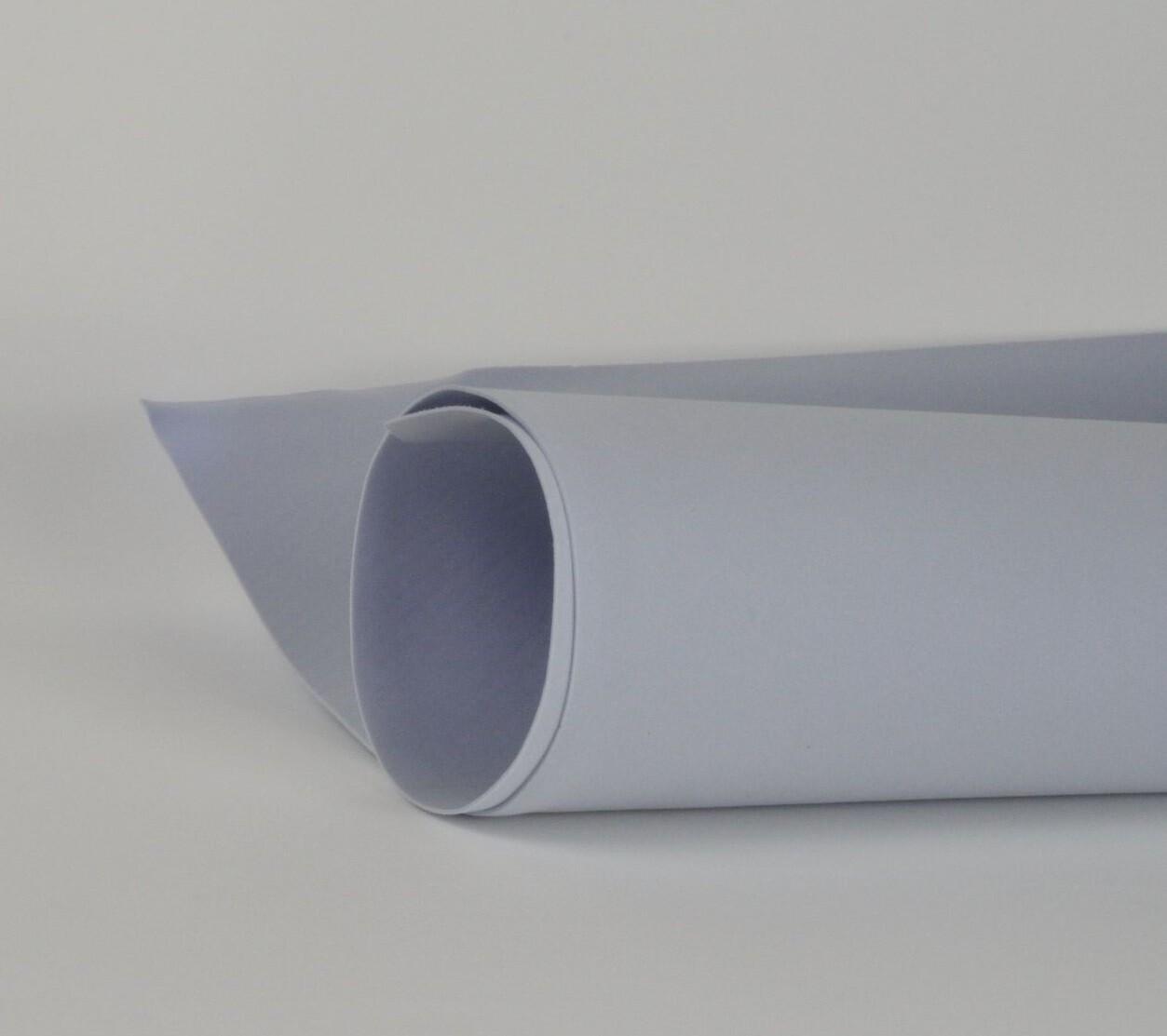 Фоамиран 1мм, Светло-серый, № 153 (60х70см)