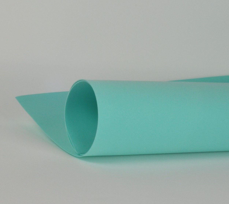 Фоамиран 1мм, Аквамарин, № 161 (60х70см)