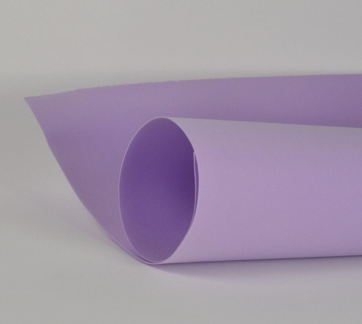 Фоамиран 1мм, Сиреневый, № 154 (60х70см)
