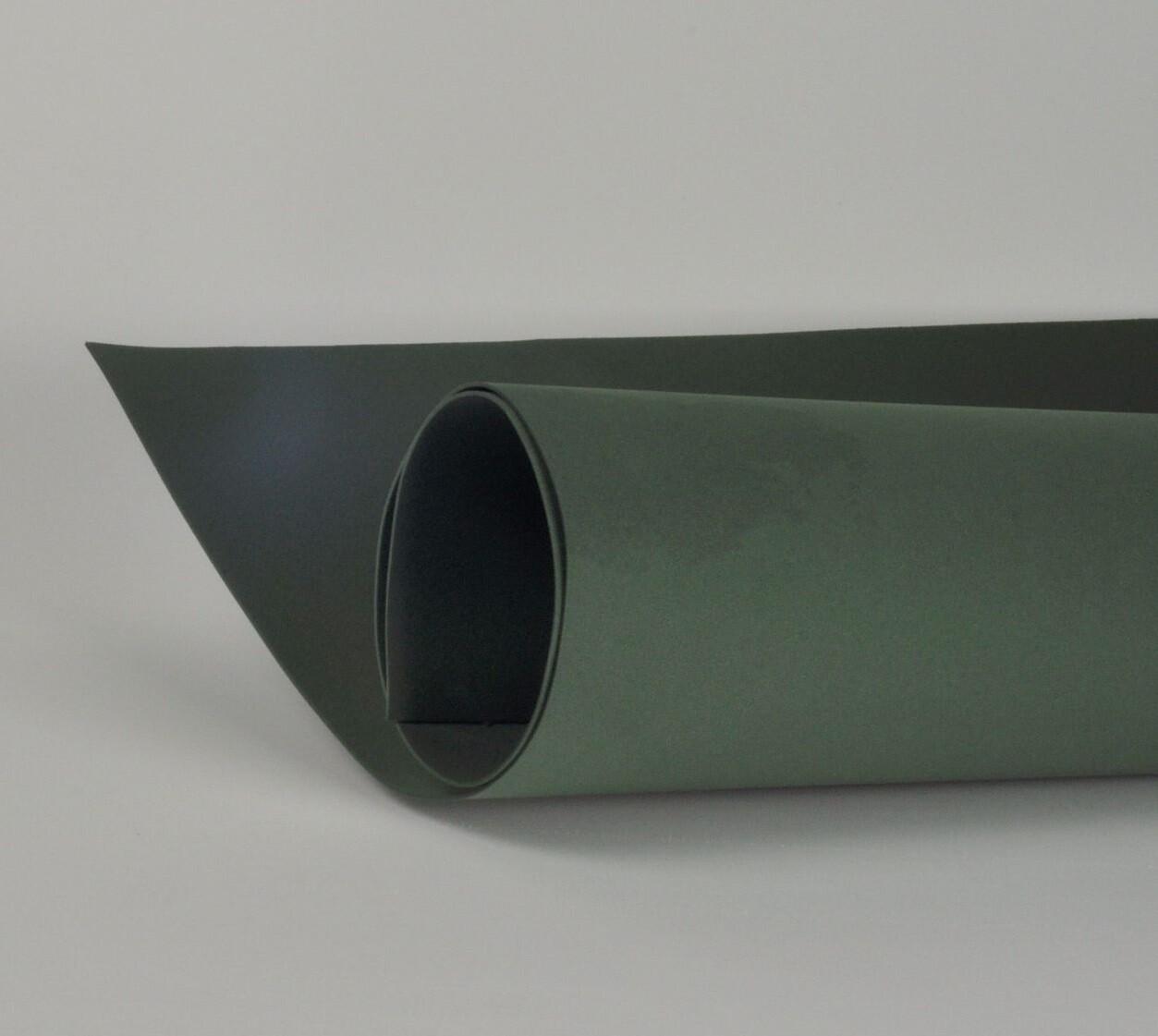 Фоамиран 1мм, Морской зеленый, № 120 (60х70см)
