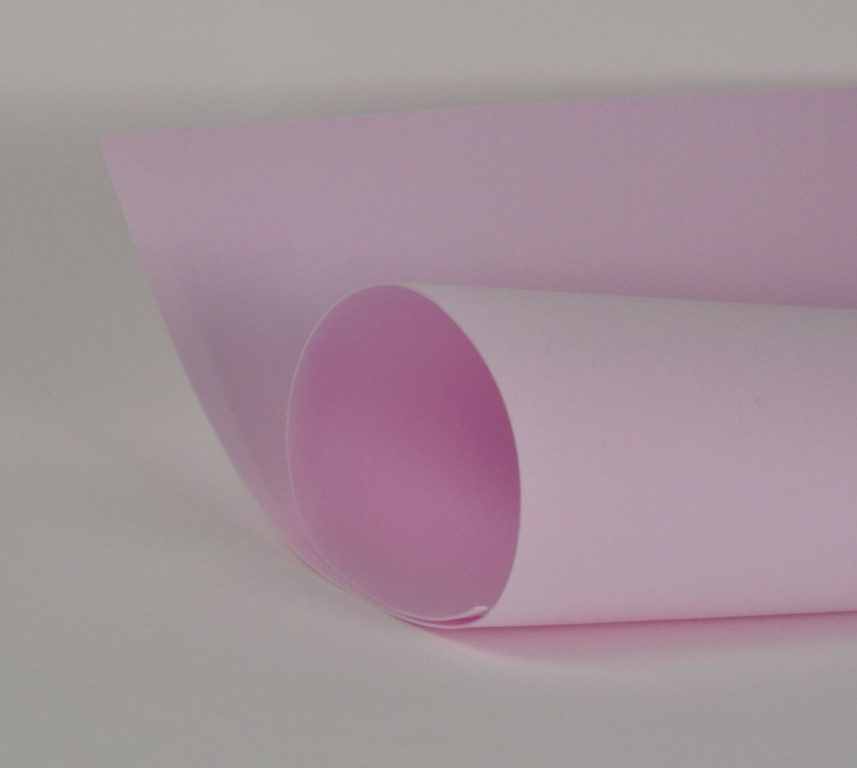 Фоамиран 2мм, Светло-розовый, № 242 (60х70см)