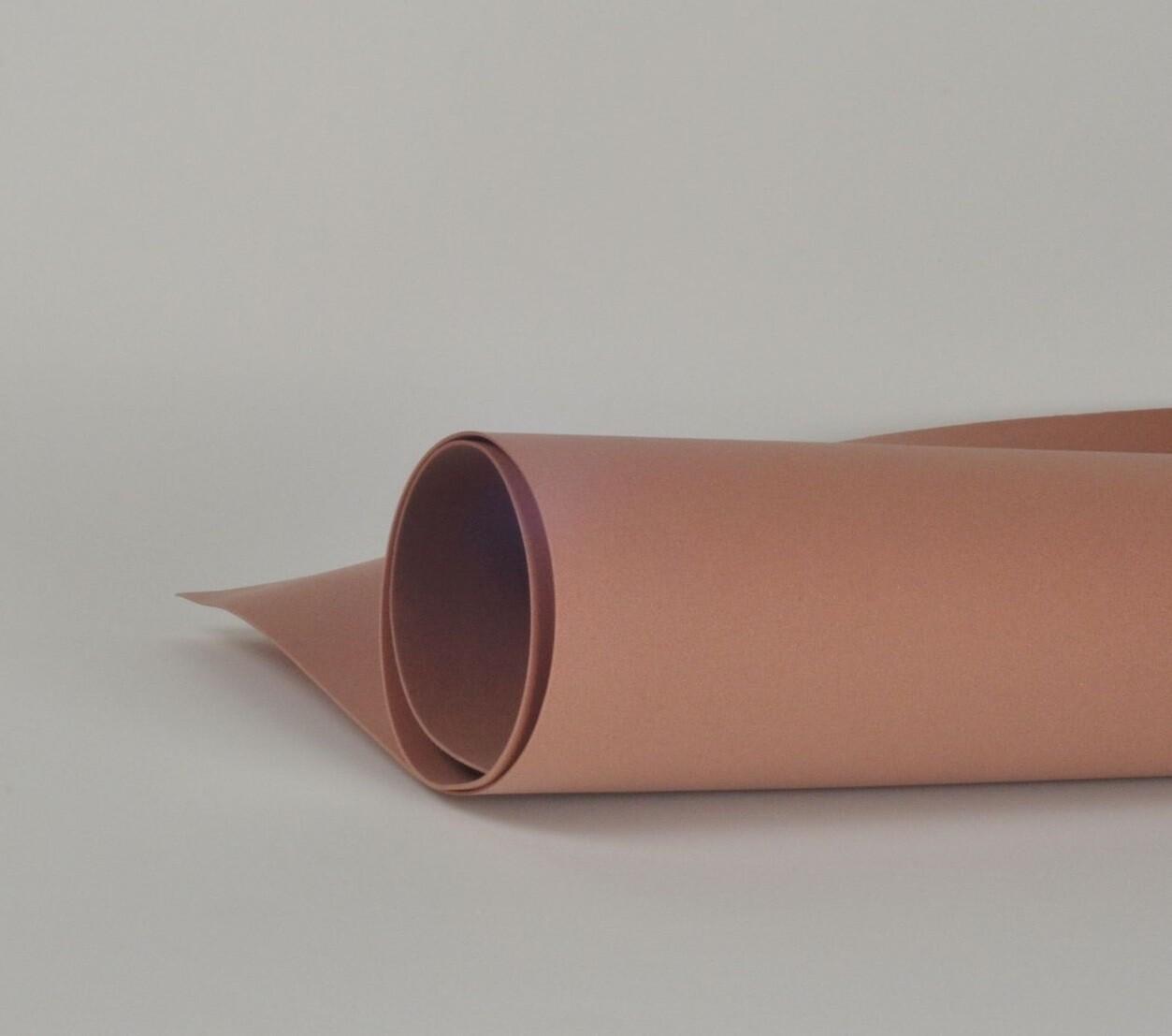 Фоамиран 2мм, Светло-коричневый, № 293 (60х70см)