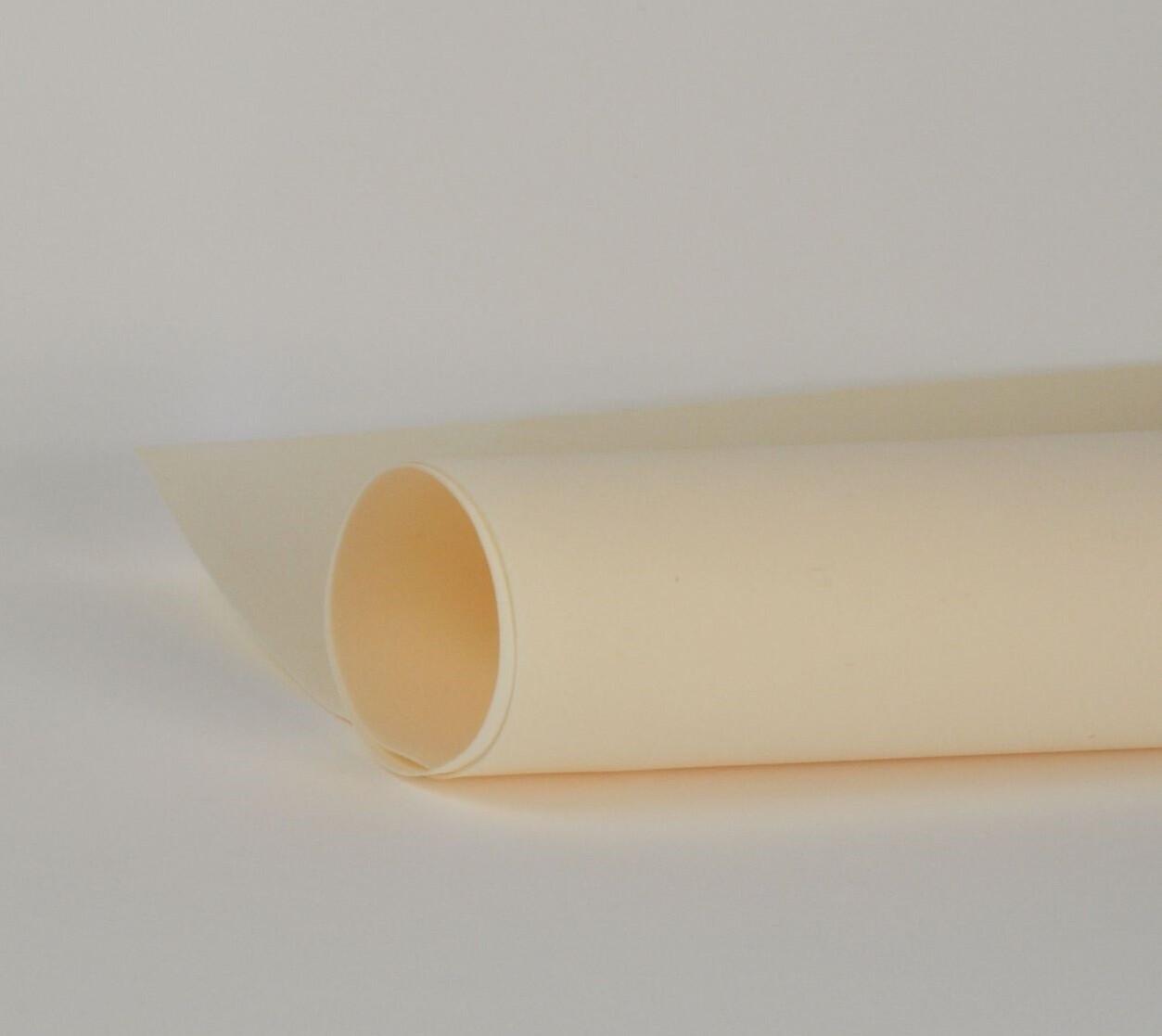 Фоамиран 2мм, Античный белый, № 202 (60х70см)
