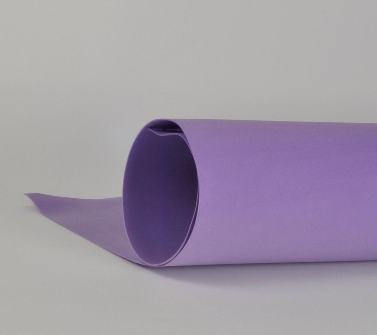 Фоамиран 2мм, Фиолетовый, № 257 (60х70см)