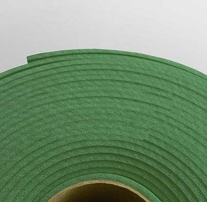 Изолон ППЭ 1 мм, ширина 75 см Цвет: Травяной (G443)
