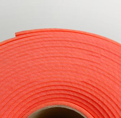 Изолон ППЭ 2 мм, ширина 75 см Цвет: Ярко-красный (R142)