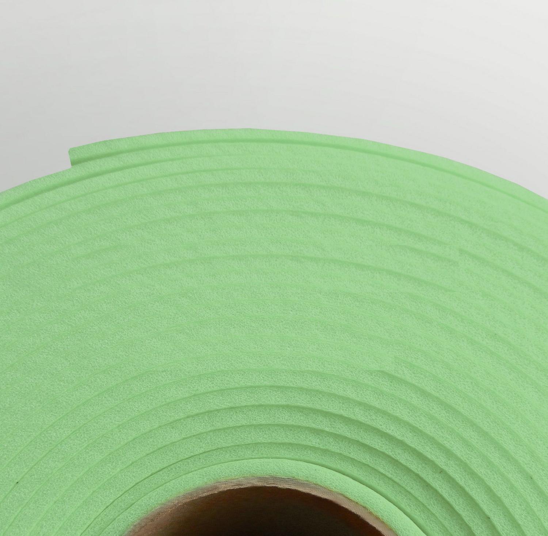 Изолон ППЭ 2 мм, ширина 75 см Цвет: Мятный (G447)