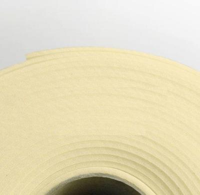 Изолон ППЭ 1 мм, ширина 75 см Цвет: Шампань (Y345)