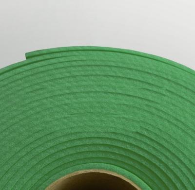 Изолон ППЭ 2 мм, ширина 75 см Цвет: Ярко-зеленый (G445)