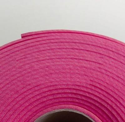 Изолон ППЭ 2 мм, ширина 75 см Цвет: Фуксия (R151)