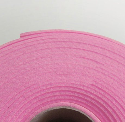 Изолон ППЭ 2 мм, ширина 75 см Цвет: Барби (R150)