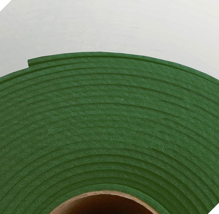 Изолон ППЭ 1 мм, ширина 75 см Цвет: Кипарис (G455)