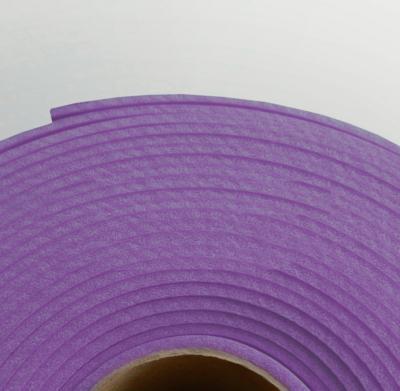 Изолон ППЭ 3 мм, ширина 1,00 м Цвет: Фиолетовый (V641)