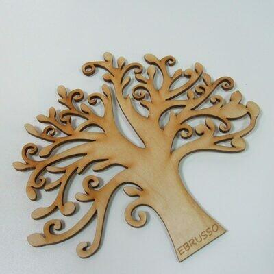 Деревянная заготовка-Дерево счастья.