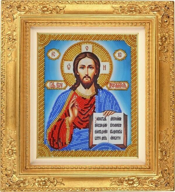 Господь Вседержитель, 16х19,5см