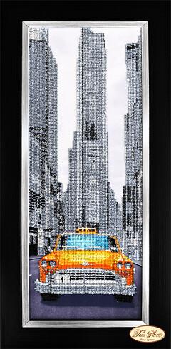 Города мира.Нью-Йорк, 18х48см