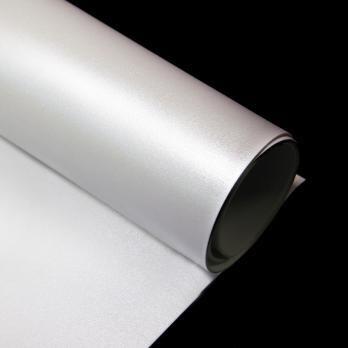 Фоамиран Металлик. толщина 2мм, 60x70см. Белый перламутр