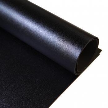 Фоамиран Металлик. толщина 2мм, 60x70см. Черный