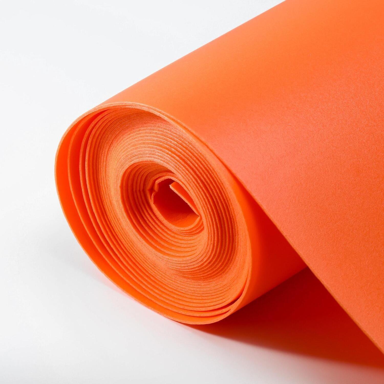 IXPE-FOAM (Китайлон, Евролон) ширина 1.00 метр Цвет: Оранжевый (157)
