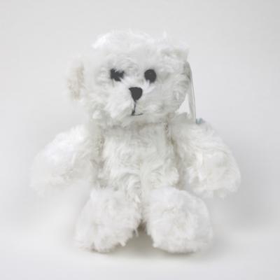 "7.5"" Cuddle Bear - White"