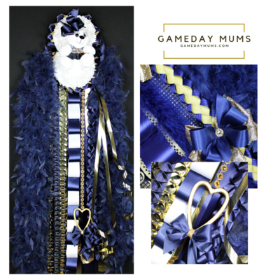 Double Deluxe Homecoming Mum