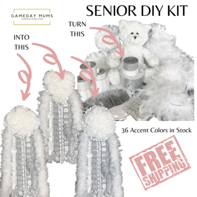 DIY Senior Homecoming Mum Essential Kit