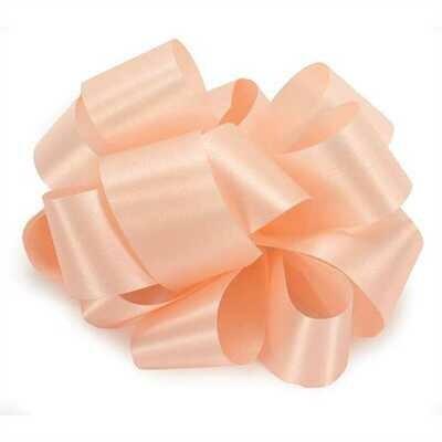 10 yards Satin Acetate - Soft Pink