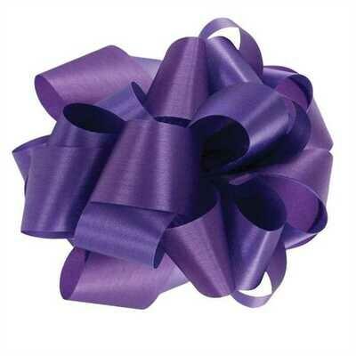 10 yards Satin Acetate - New Violet