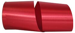 10 yards Satin Acetate - Red