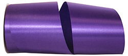 10 yards Satin Acetate - Regal Purple