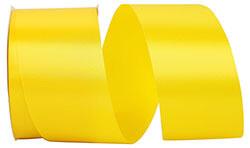 10 yards Satin Acetate - Yellow