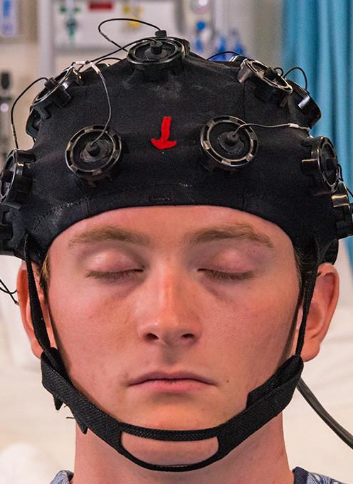 EEG-Now Male Cap (Case of 12)
