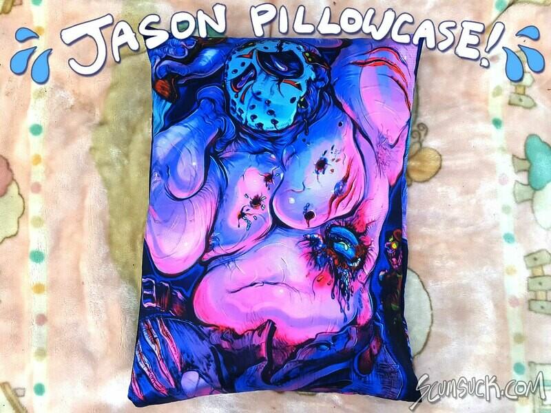 Jason Dakimakura / Pillow Case