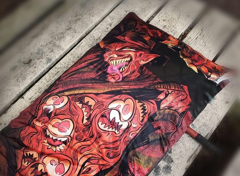 Freddy Dakimakura / Pillowcase